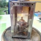 Kerzenlaternen Einsatz