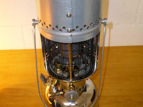 Kochaufsatz am Radiator montiert