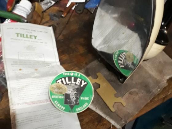 Tilley DN250