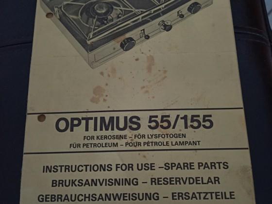 Optimus 55/155