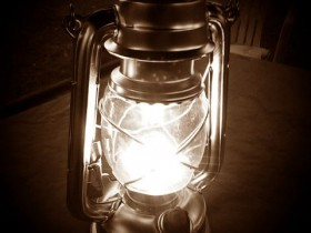LED-Sturmlampe