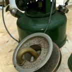 Petromax 850 Flohmarktfund - Fundzustand