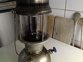 Petromax 829 - chromvernickelt