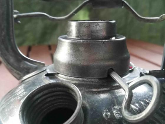 Rhewum St6 - Brenner FH276 - passt nicht