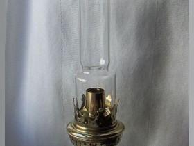 Kosmos-Brenner 10''' von Hugo Schneider/Leipzig (Petroleum-Tischlampe)