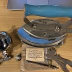 Coleman Iron 4A / British Made