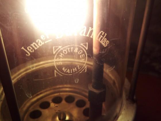 Benzin PX. Glas aus Mainz?!