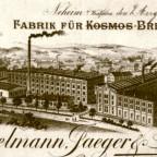 Brökelmann, Jaeger & Busse - Fabrik für Kosmos-Brenner in Neheim